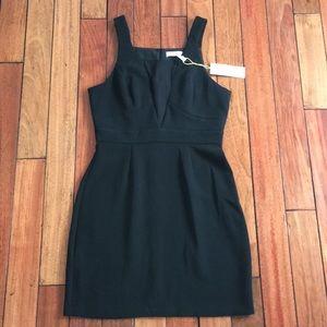 Short black dress BCBG